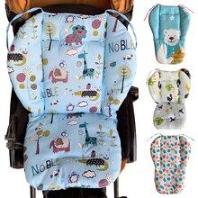 Weixinshop cojín para trona para bebés y niños estera de cojín para silla de alimentación estera de cojín para cochecito