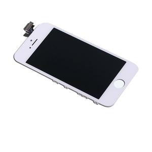 Image 5 - 100% Aaa Kwaliteit Tianma Lcd scherm Met Touch Screen Digitizer Voor Iphone 5S 5 5C Se 6 7 8 6S 4S Screen + Gehard Glas + Gereedschap