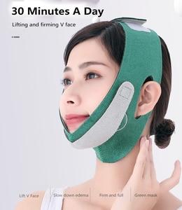 Face Slimming Strap Cheek Lift Chin Slim Neck Thin Facial Slimming Belt Physical Facial Lifting Tool Sculp Bandage V Face Shape