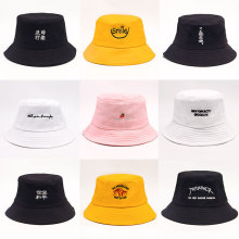 Одноцветные шляпы-ведерки затеняющие плоские шапки для рыбалки на открытом воздухе, охоты, рыбака, Солнцезащитная Складная Кепка