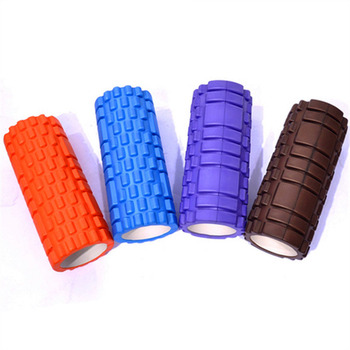Foam Roller Massage Column Grid Trigger Point Exercise Fitness Pilates Gym Muscle Back Yoga Block Stick Body Relax 33*14
