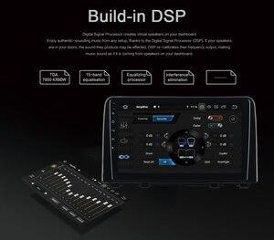 "Image 5 - Dasaita 9"" Android 10.0 Multimedia Player for Honda CR V 2018 2019 Car Radio DSP Navigator CarPlay GPS 4GB+64GB HD Screen MAX10"