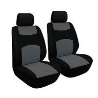 Assento de Carro Universal Abrange Respirável Lavável Capa Encosto De Cabeça Do Carro Da Frente Tampa de Assento Da Frente