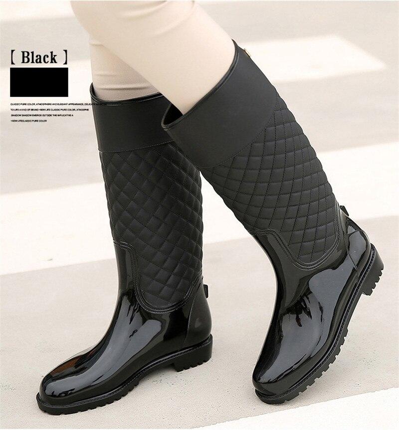 Booties Women Rain Fashion