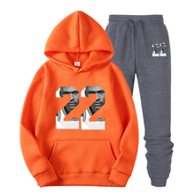 Mens long-sleeved sweatshirts and hoodies fall/winter casual hoodie jackets mens