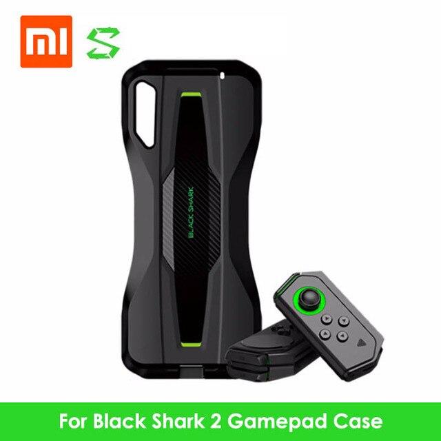 Le plus nouveau Xiaomi noir requin 2 Gamepad étui pince forme Portable Bluetooth jeu Rocker contrôleur mécanique Rail boîtier de connexion