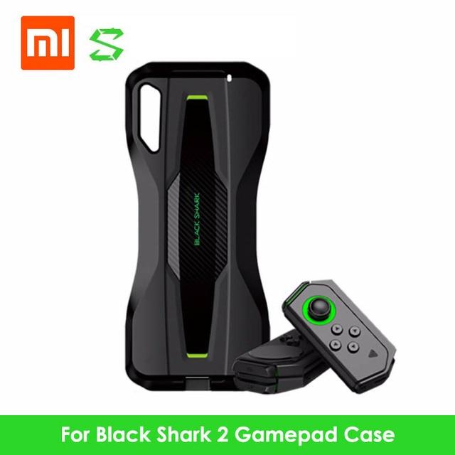 Mới Nhất Xiaomi Cá Mập Đen 2 Tay Cầm Chơi Game Ốp Lưng Kẹp Hình Di Động Bluetooth Game Rocker Bộ Điều Khiển Cơ Khí Kết Nối Đường Sắt Ốp Lưng