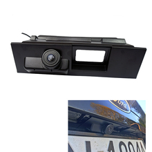 520L CCD Night Vision Car Trunk Handle Reverse Parking Rear Camera for Ford New Mondeo 2014 2015 2016 2017