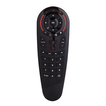 G30S G30 Air Mouse 2.4G RF Learning Remote Control with Voice 6-axis Gyro for Android TV Box Smart
