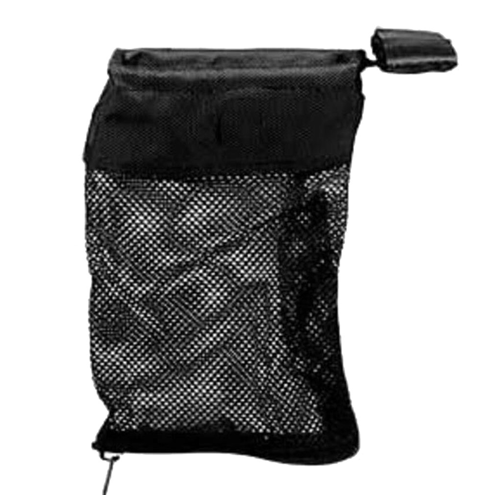 Tactical Hunting Rifle Brass Shell Catcher Quick Release AR 15 Ammo Mesh Trap Nylon Bag Bullet Pouch Holder