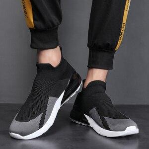 Image 4 - Bigfirse カジュアルシューズ靴快適な屋外男性スニーカーブランド非スリップ靴 zapatillas hombre