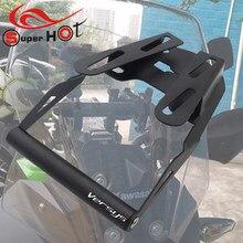 Acessórios da motocicleta suporte de navegação montar smartphone gps titular para kawasaki versys x300 x250 X-300 versys250 versys300