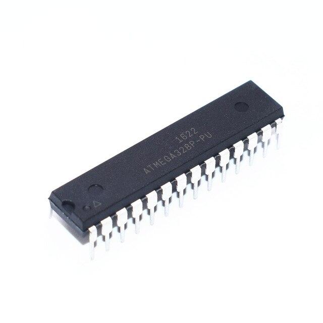 50PCS ATMEGA328P PU ATMEGA328 PU שבב ATMEGA328P U ATMEG328 מיקרו DIP28