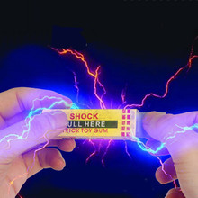 Joke-Toys Chewing Gum Electric Shock Party-Toy Safety-Trick Anti-Stress Fantastic Practical