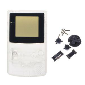 Image 2 - Новый чехол с полным покрытием корпуса для Nintendo Game boy, цветная ремонтная часть GBC, корпус, упаковка