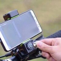 Aranha Montar Caso de Telefone Gratuito Para o iphone XS Max XR X 6 7 8 Além de Rotação Titular Suporte de Bicicleta Suave caixa do silicone Para A Motocicleta