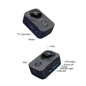 Image 2 - MD29 Mini Camera PIR Motion Detection Low Power HD 1080P Sensor Night Vision Camcorder Action DVR Micro Sport DV Video Small Cam
