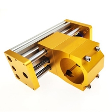 Accessorie Z-Axis-Module Engraving-Machine Sliding-Table Spindle-Hole Cnc 3018 Aluminum