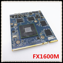 LS 333AP FX 1600M FX1600 FX1600M G84 975 A2 451377 001 MXM o çizim VGA ekran kartı HP mobil İş İstasyonu 8710P 8710W
