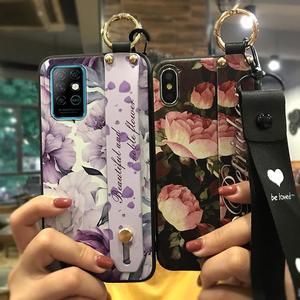 Image 5 - Phone Holder Soft Case Phone Case For Infinix X692/Note8 Wrist Strap Original Wristband Lanyard