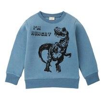 Детская одежда; Одежда для мальчиков и девочек; футболка с длинными рукавами из чистого хлопка; детская толстовка с принтом; куртка; г.; Качественная одежда для малышей