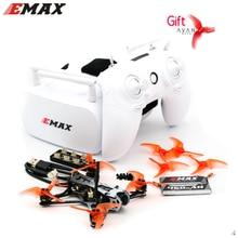 Подарок Emax официальный Tinyhawk II Фристайл RTF FPV гоночный Дрон RunCam Nano2 37CH 25/100/200mW VTX 2S-FrSky Квадрокоптеры