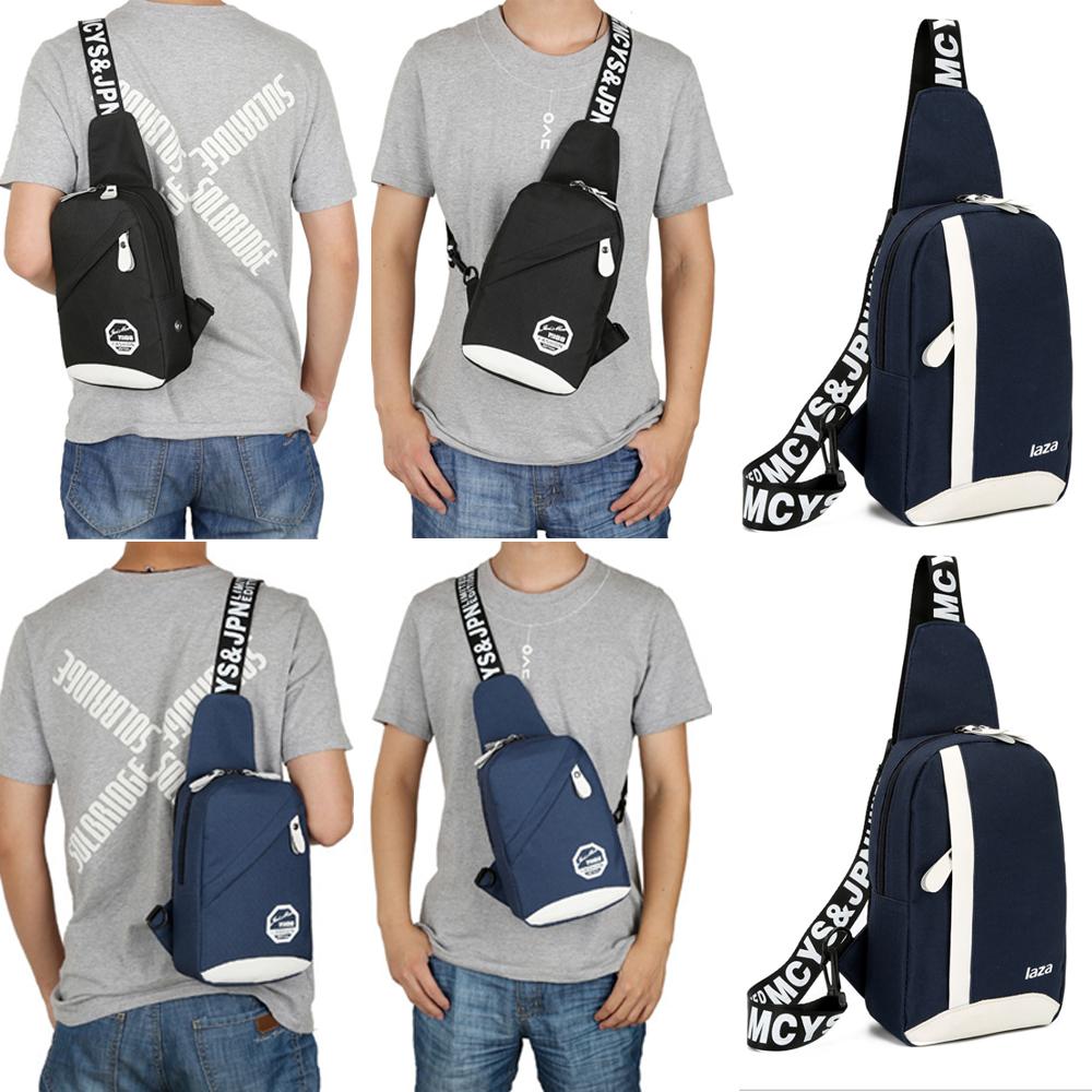 Us Stock Men S Shoulder Bag Sling Chest Pack Nylon Usb Charging Sport Crossbody Handbag Waist Packs Aliexpress