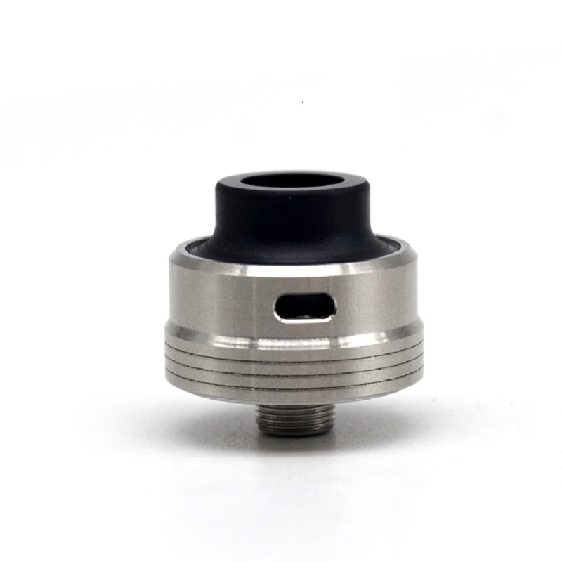 ULTON Tab 22mm Rda Top Fill Cotton/mesh Wick Rebuildable Dripping Atomizer For 510 Thread Mech Mod