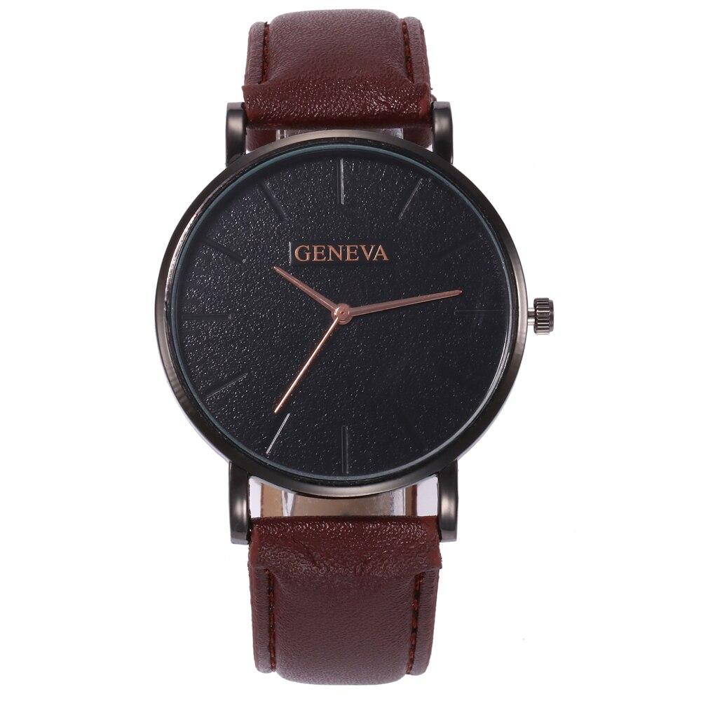 Hd45cb9768c504e01a97df2036ae32424n Arrival Men's Watches Fashion Decorative Chronograph Clock Men Watch Sport Leather Band Wristwatch Relogio Masculino Reloj