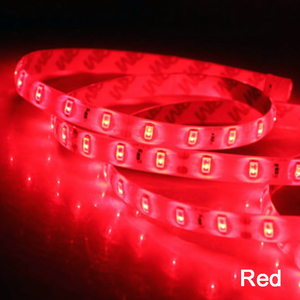 Image 3 - 1m 2m 3m 4m 5m DC 12V 5630 LED Strip Lights Flexible LED Lights Strip Waterproof Fita 60 LED/M With Self adhesive Back Tape