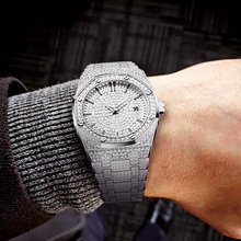 MISSFOX-relojes para hombre, de cuarzo, clásico, AP, de negocios, Masculino