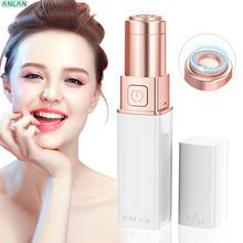 Épilateur électrique de sourcil de visage épilateur Mini rasoir de sourcil rasoir instantané épilateur portatif indolore rasage rasoir de sourcils