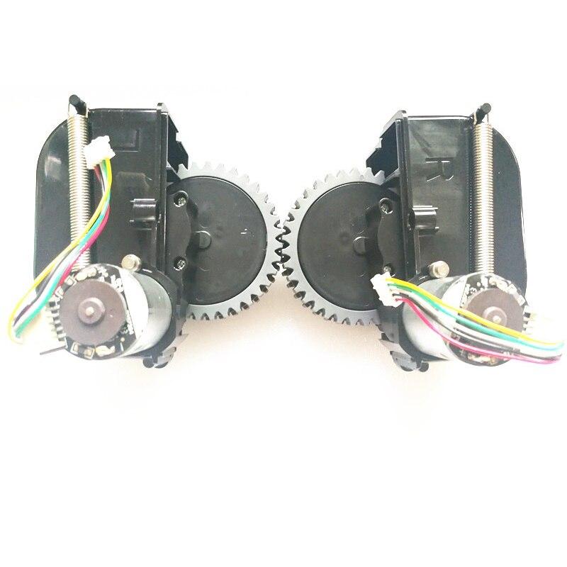 Robot gauche droite roue moteur pour chuwi ilife v5s pro ilife v3s pro robot aspirateur pièces roue moteur accessoires