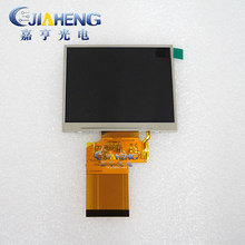 "3.5"" HD TFT LCD display for Satlink WS-6906 KPT-968G KPT968G JTY968 lcd screen 100% Tested(China)"