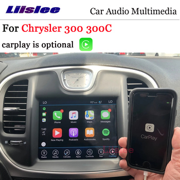 Car Multimedia Player For Chrysler 300 300C 2010~2020 Android Radio Auto Audio 2 DIN GPS wifi Media Navigation System