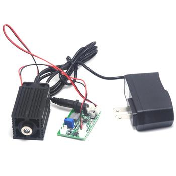 532nm 50mw-80mW Green Laser Dot Diode Module Positioning Focusable 33*50mm Module 12V Driver TTL 532nm 50mw green laser 650nm 200mw red laser dot module 12v w driver