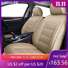Чехол KADULEE на автомобильное сиденье из натуральной кожи под заказ для mercedes benz gl c180 c200 e300 w211 w203 w204 ML Автомобильная подушка автокресла Стайлинг