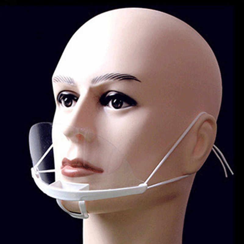 透明 プラスチック マスク