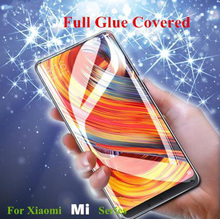 9H Full Cover Tempered Glass For Xiaomi mi Mix 2 2s 3 Screen Protector For Xiaomi Mix 3 2s Anti-Blue Ray Protective Glass Film 9d full coverage tempered glass for xiaomi mix 2 2s mix 3 screen protector protective glass film anti blue ray