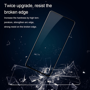 Image 3 - Nillkin XD CP+ Max Tempered Glass For Xiaomi Redmi Note 9S Note 9 Pro Max Poco M2 Pro Protective oleophobic Full Screen glue