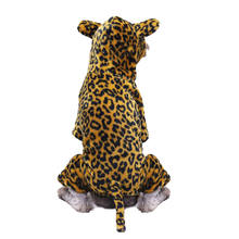 Фланелевый комбинезон для собак костюм собаки на Хэллоуин мягкая