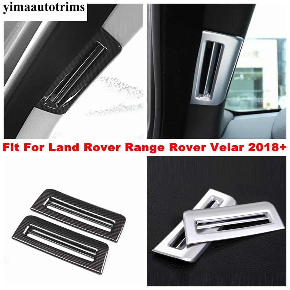 Купить внутренняя отделка для land rover range velar 2018 2021 передняя