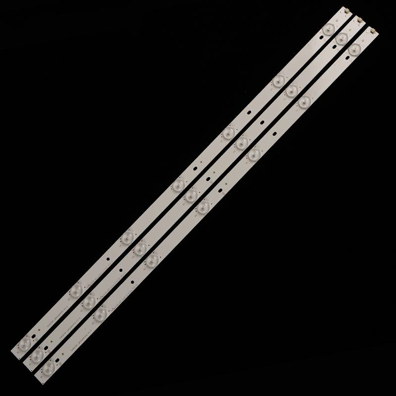 1set 3pcs LBM320P0701-FC-2 Replacement LED backlight strips 32PFK4309-TPV-TPT315B5