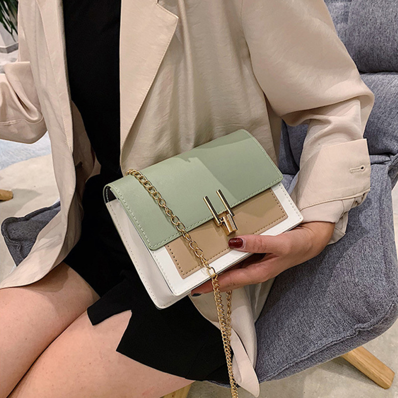 2020 Fashion Women Bag Over The Shoulder Small Flap Crossbody Bags Messenger Bag for Girl Handbag Ladies Phone Purse Bolso Mujer