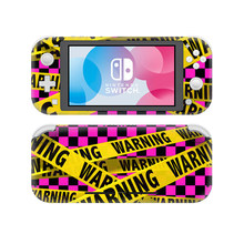 Nintendoswitch Lite Skin Sticker,Vinyl Decal Stickers Set for Nintned Switch Lite Console and Joy-Con Controller(China)