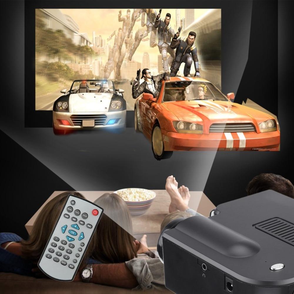 cinema em casa led projetor lcd vídeo