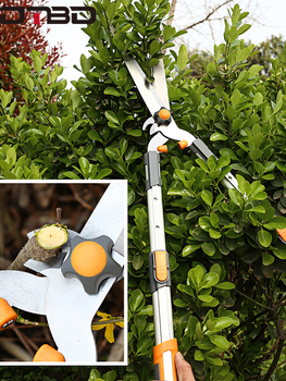 Household Garde Pruning Shears for Lawn Branches Fruit Trees Pruning Large Enhanced Garden Manual Pruning Tool кашпо мотоцикл 16 5х7 5 пластик