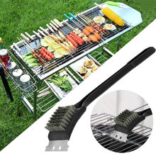 Cleaning BBQ Size:21x7.3CM(Approximately) Brush Brush Weber Grill Accessories Outdoor Cooking Bbq Basting Brush Barbecue(China)