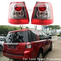 MZORANGE Left&Right Tail Light For Land Rover Freelander LR2 2006 2013 Rear Tail Light Stop Brake Lamp Car Accessories