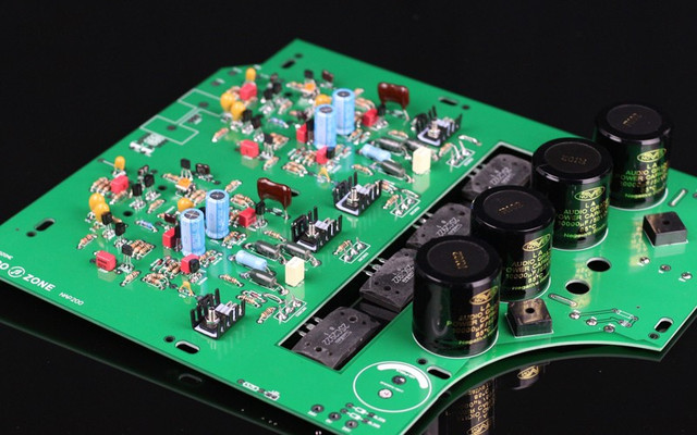 Placa amplificador estéreo de alta fidelidade/kit/pcb 75 w + 75 w diy power amp base no circuito naim nap200